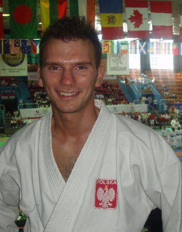 O'Sensei Paweł Bombolewski – 5 Dan (czarny pas)