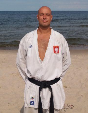 Sensei Adrian Fułek – 1 Dan (czarny pas)