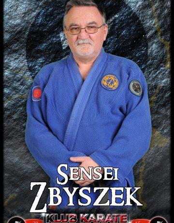 Sensei Zbigniew Jahnz – 3 Dan (czarny pas) Judo