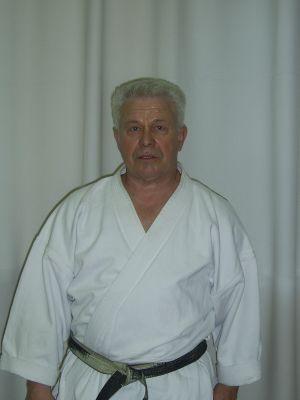 Sensei Witold Borkowski – 2 Dan (czarny pas)