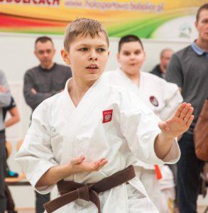 Maciej Waryński – 2 Kyu (brązowy pas)