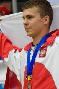 Łukasz Struk – 2 Kyu (brązowy pas)